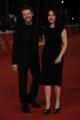 Foto/IPP/Gioia Botteghi 25/10/2014 Roma Romacinemafest red carpet, nella foto: Willem Dafoe con la moglie Giada Colagrande