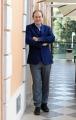 Foto/IPP/Gioia Botteghi 04/11/2014 Roma presentazione del film Il mio amico Nanuk, nella foto Brando Quilici il regista