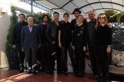 Foto/IPP/Gioia Botteghi  14/11/2014 Roma Presentazione del film SCUSATE SE ESISTO, nella foto:  il cast con il regista Riccardo Milani e i produttori Licisano