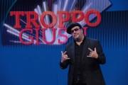 Foto/IPP/Gioia Botteghi  14/11/2014 Roma nuovo programma di raidue  per otto puntate a partire da venerdì prossimo seconda serata, TROPPO GIUSTI, nella foto: GMAX
