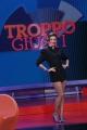Foto/IPP/Gioia Botteghi  14/11/2014 Roma nuovo programma di raidue  per otto puntate a partire da venerdì prossimo seconda serata, TROPPO GIUSTI, nella foto:  Andrea Delogu