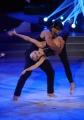 """Roma, Trasmissione """"Ballando con le stelle"""". Pictured : Joe Maska, Vera Kinnunen"""