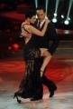 """Roma, Trasmissione """"Ballando con le stelle"""". Pictured : Arisa, Pablo Mojano"""