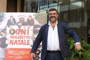 Foto/IPP/Gioia Botteghi  19/11/2014 Roma presentazione del film OGNI MALEDETTO NATALE, nella foto: Francesco Pannofino