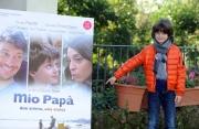 Foto/IPP/Gioia Botteghi  20/11/2014 Roma presentazione del film IL MIO PAPA, nella foto:  Niccolò Calvagna