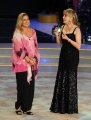 """Roma,  Trasmissione """"Ballando con le stelle"""". Pictured : Milly Carlucci Romina Power"""
