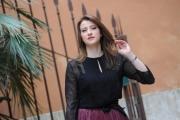 Foto/IPP/Gioia Botteghi  25/11/2014 Roma presentazione del film AMBO, nella foto  Sara Putignano