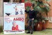 Foto/IPP/Gioia Botteghi  25/11/2014 Roma presentazione del film AMBO, nella foto  Enrico Papi