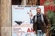Foto/IPP/Gioia Botteghi  25/11/2014 Roma presentazione del film AMBO, nella foto il cast con il regista PIERLUIGI DI LALLO