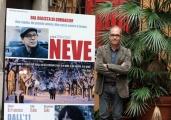 Foto/IPP/Gioia Botteghi  27/11/2014 Roma presentazione del film Neve, nella foto: il regista Stefano Incerti