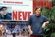 Foto/IPP/Gioia Botteghi  27/11/2014 Roma presentazione del film Neve, nella foto: Roberto De Francesco