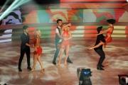 """Roma, Trasmissione """"Ballando con le stelle"""". Pictured : il volo"""