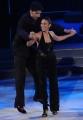 """Roma, Trasmissione """"Ballando con le stelle"""". Pictured : Giusy Versace Raimondo Todaro"""