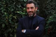 Foto/IPP/Gioia Botteghi   01/12/2014 Roma Presentazione della fiction di canale 5 ROMEO E GIULIETTA, nella foto: il regista Riccardo Donna