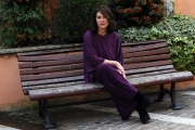 Foto/IPP/Gioia Botteghi   01/12/2014 Roma Presentazione della fiction di canale 5 ROMEO E GIULIETTA, nella foto:  Elena Sofia Ricci
