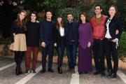 Foto/IPP/Gioia Botteghi   01/12/2014 Roma Presentazione della fiction di canale 5 ROMEO E GIULIETTA, nella foto: il regista Riccardo Donna con il cast presente
