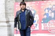 Foto/IPP/Gioia Botteghi    04/12/2014 Roma Presentazione del film DI CHE SEGNO SEI, nella foto:   Ricky Memphis