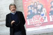 Foto/IPP/Gioia Botteghi    04/12/2014 Roma Presentazione del film DI CHE SEGNO SEI, nella foto: Gigi Proietti