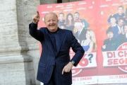 Foto/IPP/Gioia Botteghi    04/12/2014 Roma Presentazione del film DI CHE SEGNO SEI, nella foto:  Massimo Boldi