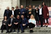 Foto/IPP/Gioia Botteghi    04/12/2014 Roma Presentazione del film DI CHE SEGNO SEI, nella foto:  cast