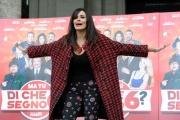 Foto/IPP/Gioia Botteghi    04/12/2014 Roma Presentazione del film DI CHE SEGNO SEI, nella foto:  Maria grazia Cucinotta Produttrice