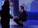 Foto/IPP/Gioia Botteghi    09/12/2014 Roma puntata di 8 e mezzo su La7 ospite Raffaelel Cantone, presidente autorità nazionale anticorruzione