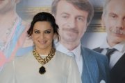 Foto/IPP/Gioia Botteghi    09/12/2014 Roma presentazione del film Il ricco il povero il maggiordomo, nella foto   Guadalupe Lancho