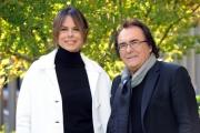 Foto/IPP/Gioia Botteghi     11/12/2014 Roma presentazione del programma rai COSI LONTANI COSI VICINI, nella foto Al Bano e Paola Perego