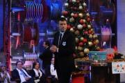 Foto/IPP/Gioia Botteghi     14/12/2014 Roma Assegno finale Telethon con Frizzi