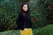 Foto/IPP/Gioia Botteghi 17/12/2014 Roma presentazione della fiction Mediaset SOLO PER AMORE, nella foto: Simona Borioni