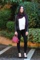 Foto/IPP/Gioia Botteghi 17/12/2014 Roma presentazione della fiction Mediaset SOLO PER AMORE, nella foto: Melissa Monti