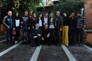 Foto/IPP/Gioia Botteghi 17/12/2014 Roma presentazione della fiction Mediaset SOLO PER AMORE, nella foto:  il regista Raffaele Mertes con il cast