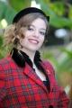 Foto/IPP/Gioia Botteghi 18/12/2014 Roma  presentazione della fictio di rai 2 LO ZIO GIANNI, nella foto Crystel Checca