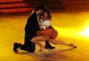 Foto/IPP/Gioia Botteghi 22/11/2014 Roma puntata di BALLANDO CON LE STELLE, nella foto: Giulio Berruti Samanta Togni
