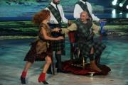 Foto/IPP/Gioia Botteghi 22/11/2014 Roma puntata di BALLANDO CON LE STELLE, nella foto: Enzo Miccio Alessandra Tripoli