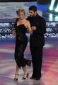 """Roma, Trasmissione """"Ballando con le stelle"""". Pictured : Katherine Kelly Lang Simone Di Pasquale"""