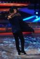 Foto/IPP/Gioia Botteghi 22/11/2014 Roma puntata di BALLANDO CON LE STELLE, nella foto: Marisa Laurito Stefano Oradei