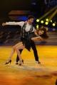 """Roma, Trasmissione """"Ballando con le stelle"""". Pictured : Dayane Mello Samuel Peron"""