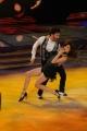 Foto/IPP/Gioia Botteghi 22/11/2014 Roma puntata di BALLANDO CON LE STELLE, nella foto: Dayane Mello Samuel Peron