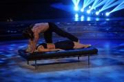 Foto/IPP/Gioia Botteghi 22/11/2014 Roma puntata di BALLANDO CON LE STELLE, nella foto: Joe Maska Vera Kinnunen