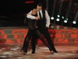 Foto/IPP/Gioia Botteghi 22/11/2014 Roma puntata di BALLANDO CON LE STELLE, nella foto: Roberto Cammarelle Natalia Titova