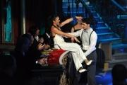 Foto/IPP/Gioia Botteghi 29/11/2014 Roma semifinale di Ballando con le stelle, nella foto: Giusy Versace Raimondo Todaro