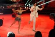 Foto/IPP/Gioia Botteghi 29/11/2014 Roma semifinale di Ballando con le stelle, nella foto: Giulio Berruti Samanta Togni