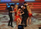Foto/IPP/Gioia Botteghi 29/11/2014 Roma semifinale di Ballando con le stelle, nella foto: il volo