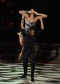 Foto/IPP/Gioia Botteghi 29/11/2014 Roma semifinale di Ballando con le stelle, nella foto: Dayane Mello con il fidanzato Stefano