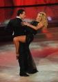 Foto/IPP/Gioia Botteghi 29/11/2014 Roma semifinale di Ballando con le stelle, nella foto: Valeria Marini con Pablo Mojano