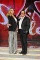 Foto/IPP/Gioia Botteghi 02/10/2014 Roma presentazione di Ballando con le stelle, nella foto: Milly Carlucci con Paolo Belli