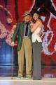 Foto/IPP/Gioia Botteghi 02/10/2014 Roma presentazione di Ballando con le stelle, nella foto: Giorgio Albertazzi con Elena Coniglio