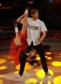 Foto/IPP/Gioia Botteghi 15/11/2014 Roma Puntata di Ballando con le stelle, nella foto: Valerio Aspromonte Ekaterina Vaganova