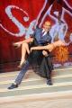 Foto/IPP/Gioia Botteghi 02/10/2014 Roma presentazione di Ballando con le stelle, nella foto: Enzo Miccio con Alessandra Tripoli